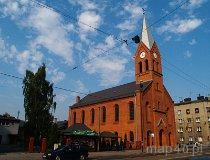 Zabrze. Kościół ewangelicko-augsburski im. Pokoju (fot. Bartosz Dębowski)