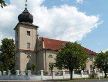 Zelów. Kościół braci czeskich, 1825 r. (fot. Piotr Solle)