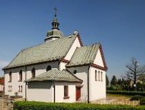 Żory. Kościół ewangelicko-augsburski pw. Zbawiciela (fot. Krzysztof Jędryczkowski)