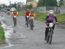 Wieluń. Bike Maraton. (fot. Magdalena Kopańska)