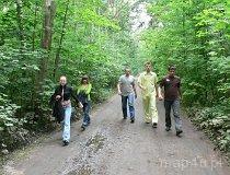 Leśne wędrówki (fot. Daria Konieczna)