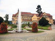 Kudowa Zdrój. Sanatorium Polonia (fot. Marek i Ewa Wojciechowscy)