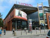 "Gdańsk. Centrum Handlowe ""Madison"" (fot. Piotr Wojtaszek)"
