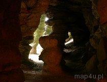 Jaskinie (fot. Łukasz Konieczny)