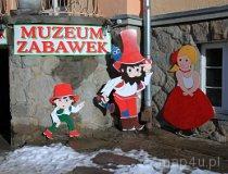"""Krynica-Zdrój. Muzeum Zabawek """"Bajka"""" (fot. Łukasz Konieczny)"""