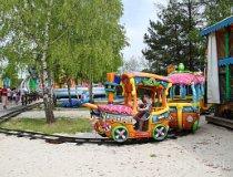 Krasiejów k. Opola. JuraPark, park rozrywki (fot. Magdalena Suchan)