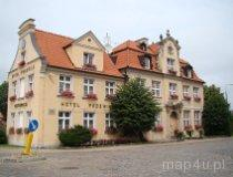 """Gdańsk. Hotel """"Podewils"""" (fot. Alina Sztoch i Igor Retecki)"""