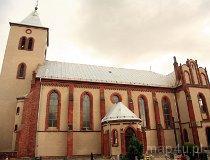 Nasiedle. Kościół pw. św. Jakuba Starszego (fot. Marek i Ewa Wojciechowscy)