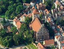 Olsztyn. Bazylika pw. św. Jakuba (fot. Kacper Dondziak)