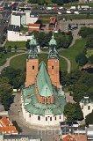 Gmina Gniezno. Bazylika archikatedralna pw. Wniebowzięcia NMP (fot. Kacper Dondziak)