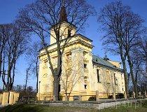 Zaborów. Kościół pw. św. Anny (fot. Marek i Ewa Wojciechowscy)