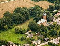 Konopnica. Kościół parafialny pw. św. Rocha (fot. Kacper Dondziak)