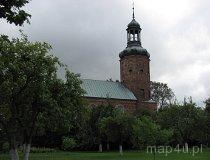 Konopnica. Kościół pw. św. Rocha z XVII w. (fot. Maciej Kronenberg)
