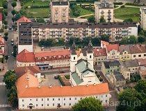 Wieluń. Zespół klasztorny Pijarów, XVIII w. (fot. Kacper Dondziak)