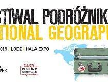 Banner Festiwal Podróżników National Geographic (fot. materiały organizatora)